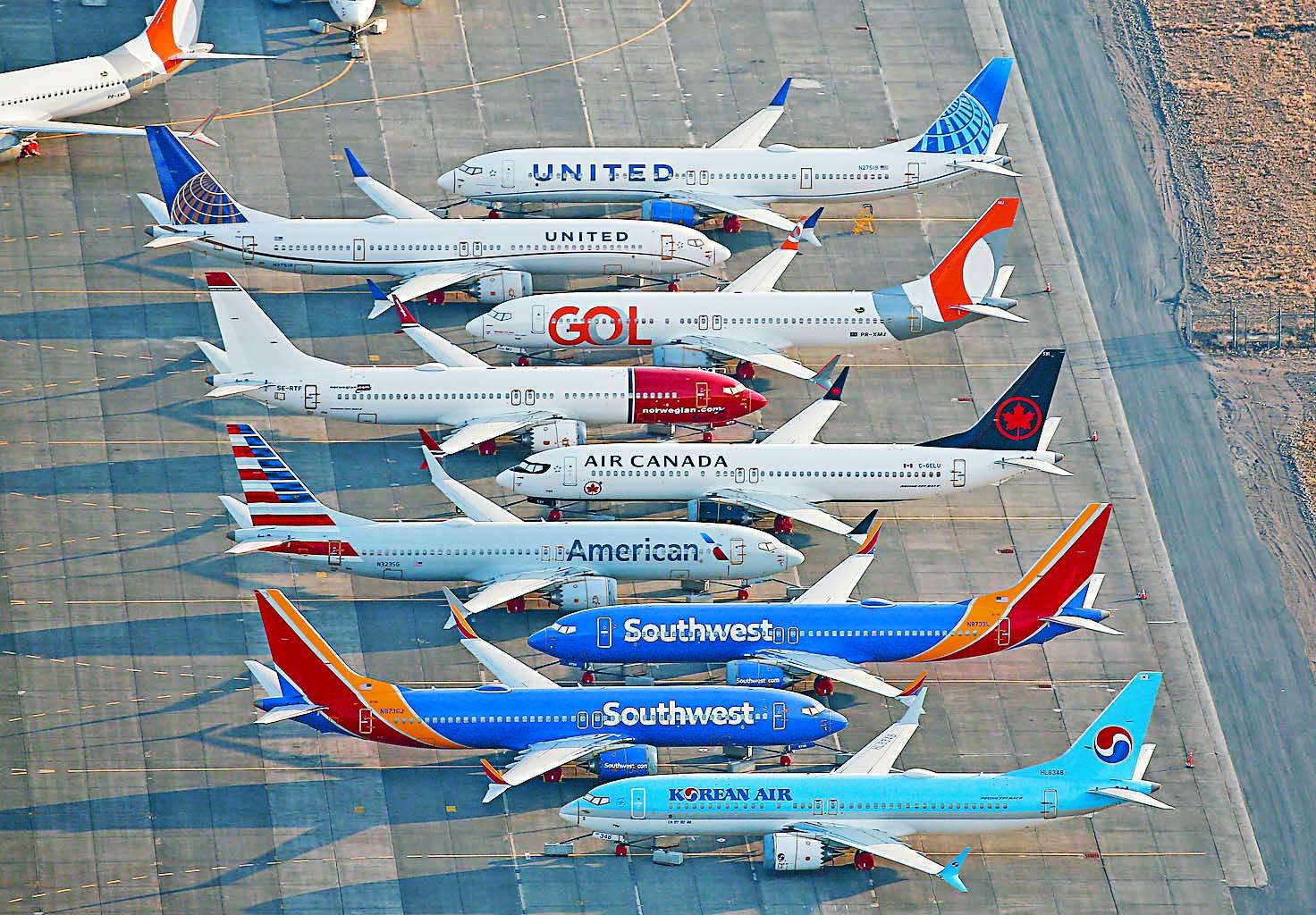 波音公司傳出兩名員工的短訊暗示,公司停飛的737 MAX飛機的安全問題上,誤導聯邦航空管理局。