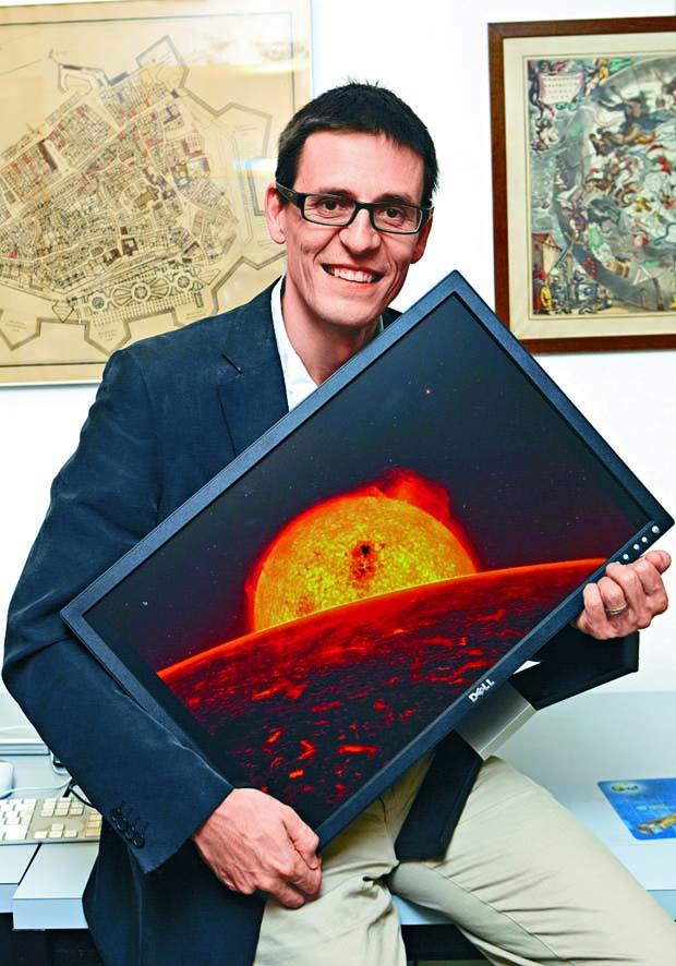 今年諾貝爾物理學獎得主:瑞士學者奎洛茲。