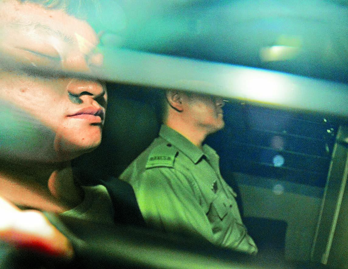 陳同佳將於今日出獄,並會在獄外發表簡短聲明。