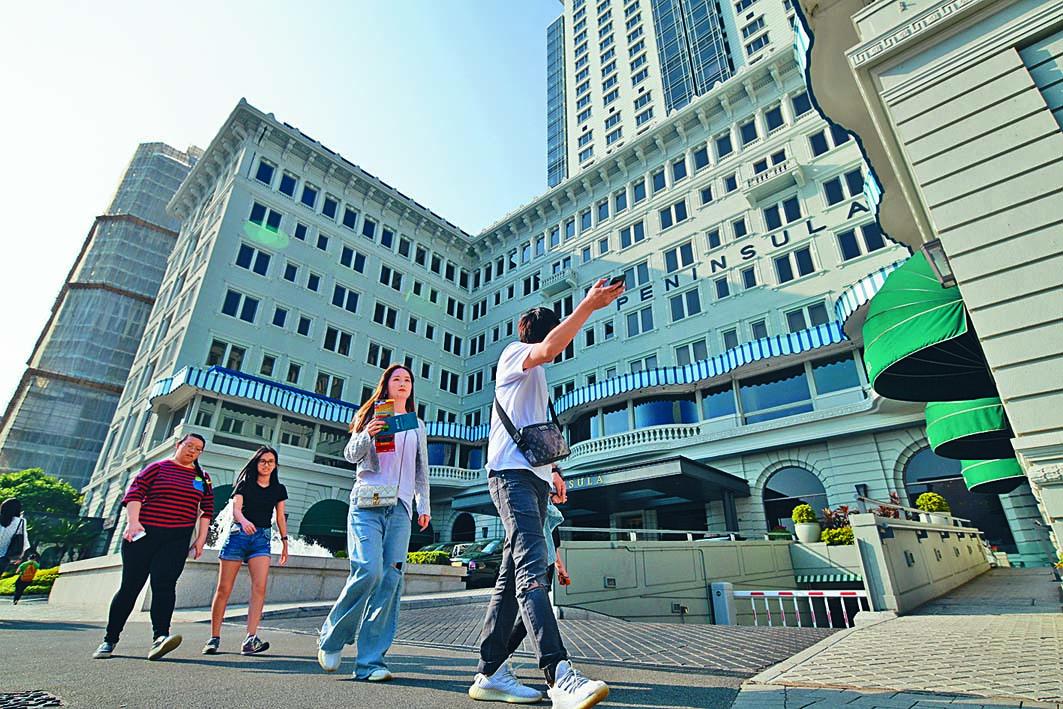 政府將推行旅行社獎勵措施,按旅客人頭向旅行社提供獎勵。