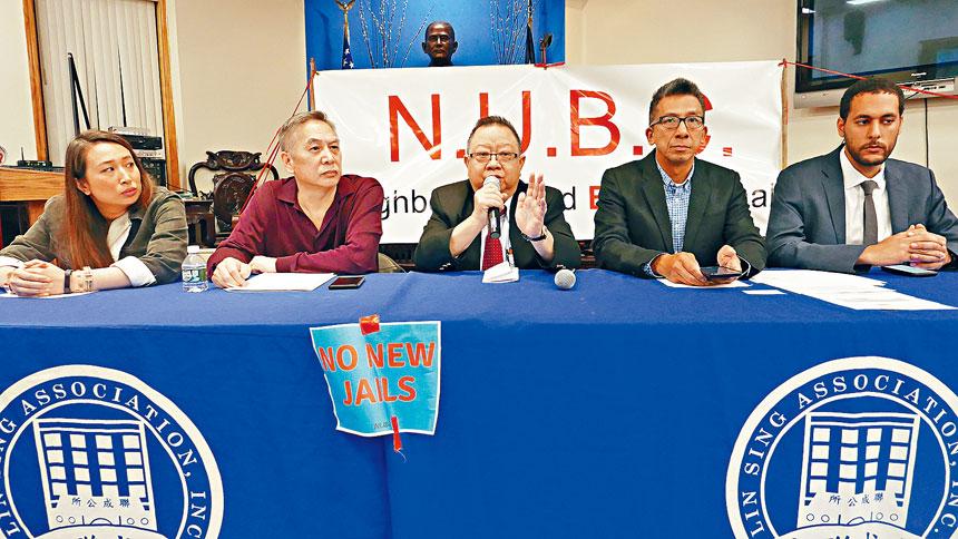 堅尼路以南居民聯盟表明月內向法院提交訴訟,建社區監獄去改程序違法。