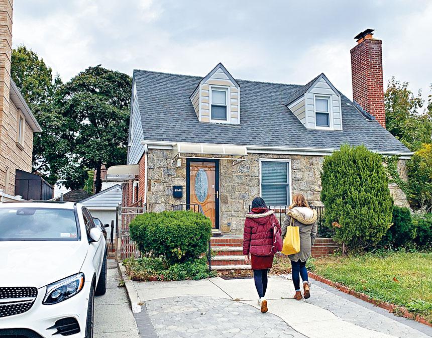 李林康在位於皇后區新鮮草原178街夾友聯大道家中房間朝自己頭部開槍自殺。