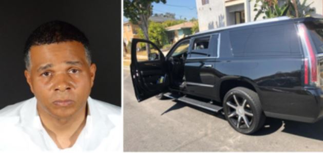 48歲的薛爾曼(Dayvid Sherman)駕駛黑色休旅車,專挑酒醉女子下手,並在車上強暴她們。洛杉磯市警察局