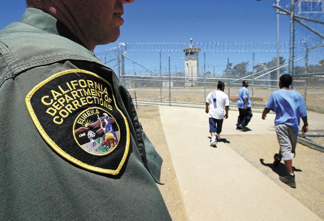紐森州長簽署多項有關刑事司法改革的法案,進一步放寬嚴苛刑責,旨在減少監獄擁擠情況。美聯社資料圖片