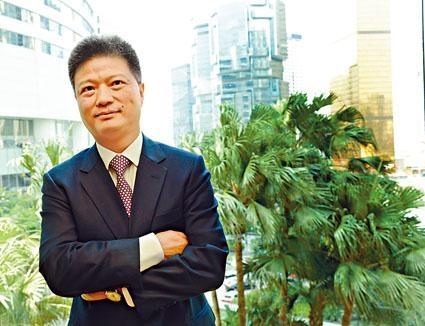 中國建築主席顏建國。