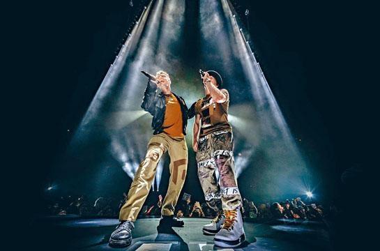 BSB難得到澳門巡唱,吸引大批樂迷捧場。