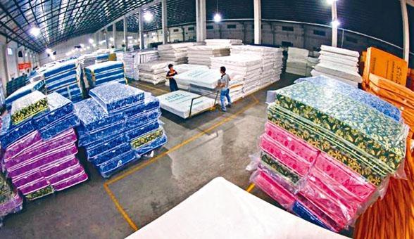 美商務部最終裁定中國製褥存傾銷。
