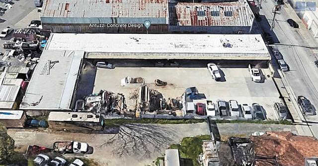 谷歌聖荷西巿中心選擇購半英畝地,約54.4 萬元。資料圖片
