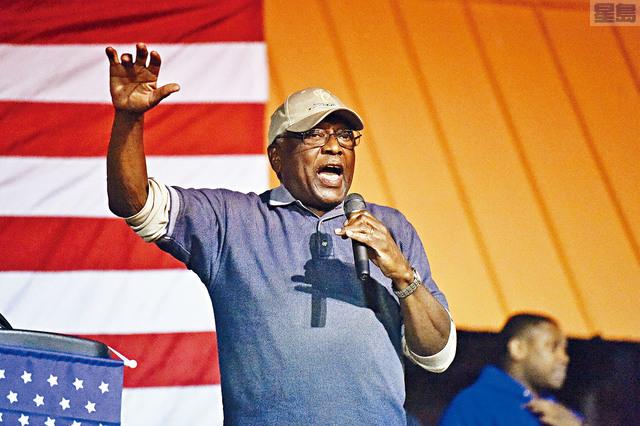 特朗普將彈劾比如「私刑」的言論,惹起非裔議員克萊本的批評。美聯社
