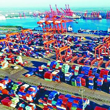 劉鶴表示,中國經濟仍然平穩。
