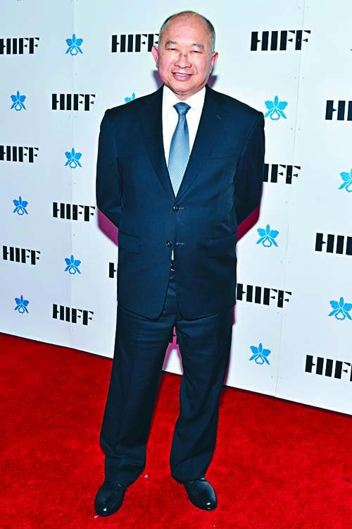 吳宇森自爆雷碧達已辭演重拍版《喋血雙雄》。