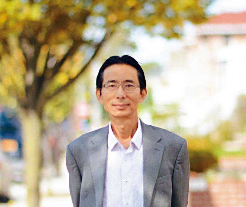 尹導是首位有意參選皇后區區長補選的華裔。