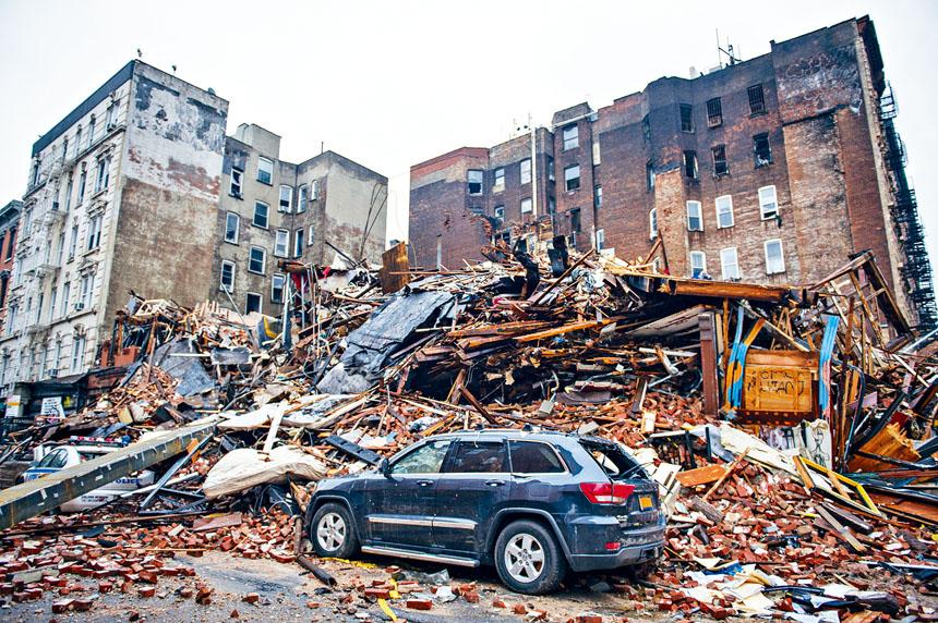 東村於2015年發生煤氣爆炸,造成2人死亡及十多人受傷。美聯社