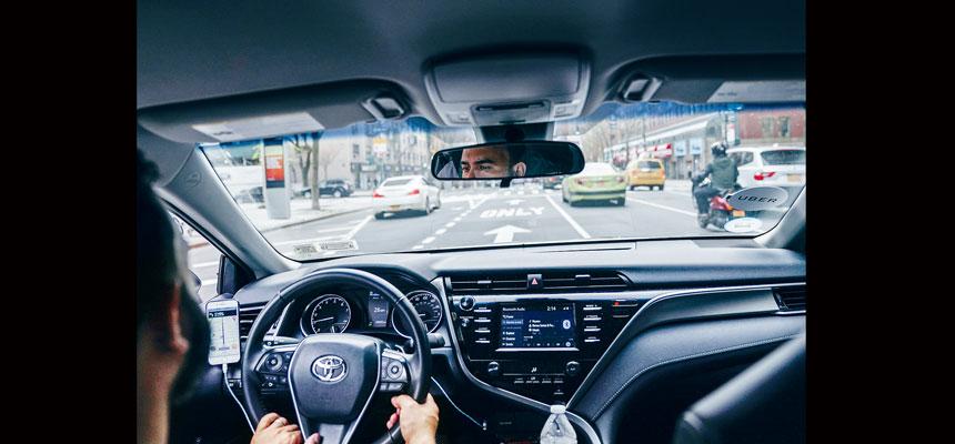 優步把司機當成獨立承包商而不是僱員的做法,一直在全國引起爭議。Jeenah Moon/紐約時報