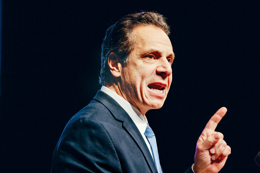 柯謨批評國家電網公司未能履行公共事業公司的義務。 Damon Winter/紐約時報