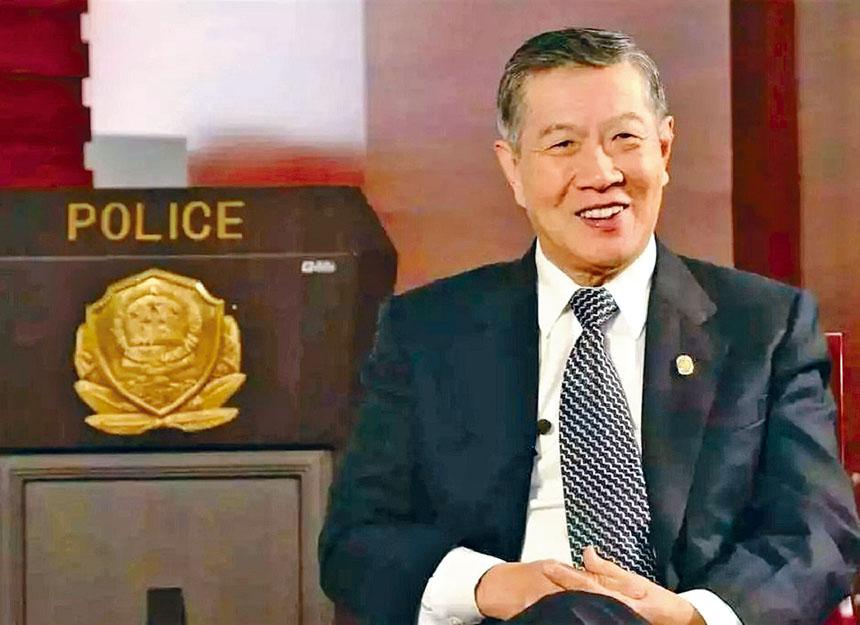 李昌鈺是全美首位出任州級警界最高職位的華人。