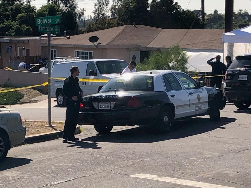 聖地牙哥天堂山發生住宅槍案,一家五口身亡,還有一名孩童搶救中。洛杉磯時報