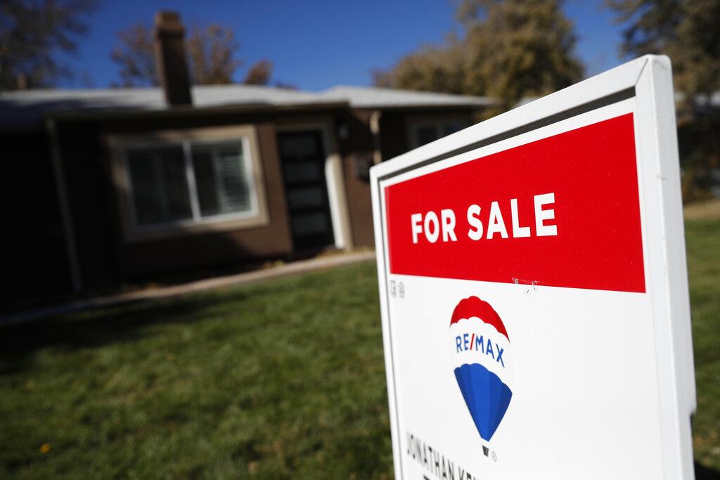 拉斯維加斯的房價緩漲,專家認為這將有可能會刺激更多的銷售。美聯社