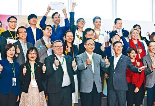 科技園六月推出「ELITE」計畫,吸引本地和世界各地高潛力科技公司在科學園設立或擴展其研發部門。