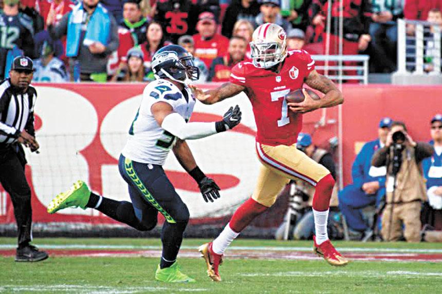 卡佩尼克一直在為重回NFL賽場做準備。網上圖片