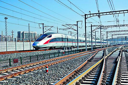北京鐵路局兩名員工凌晨遭高鐵撞軋身亡。