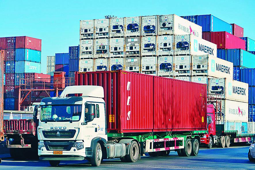 中美第一階段貿談協議倘完全落實,美將逐步取消對華關稅。