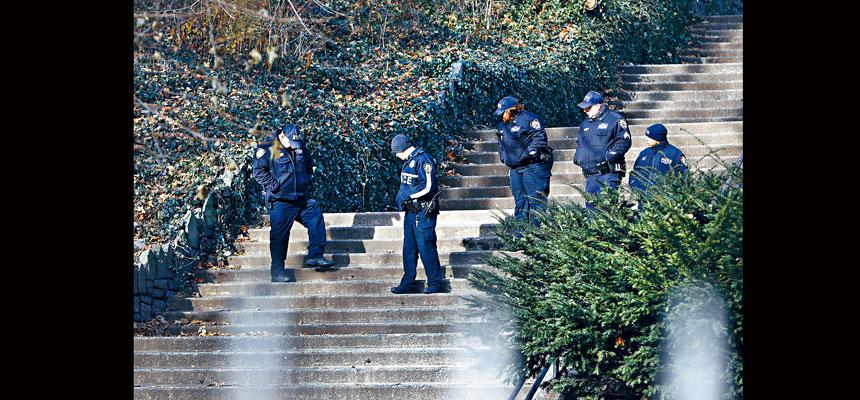 警方指案件目前仍在調查。美聯社