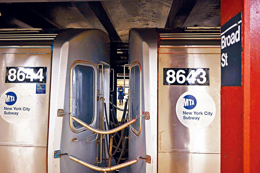 MTA日前與最大工會達成加薪協議。Karsten Moran/紐約時報