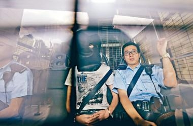 香港民族陣綫成員盧溢燊涉在荃灣工廈藏有TATP被捕。