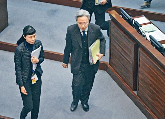 羅智光表示,明白不同人士對公務人員有不同意見。