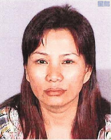 嫌疑人Anna Lingling Huang。警方提供