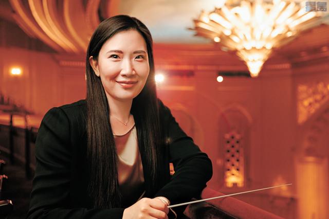 三藩市歌劇院任命韓裔Eun Sun Kim為音樂總監。Marc Olivier Le Blanc/San Francisco Opera