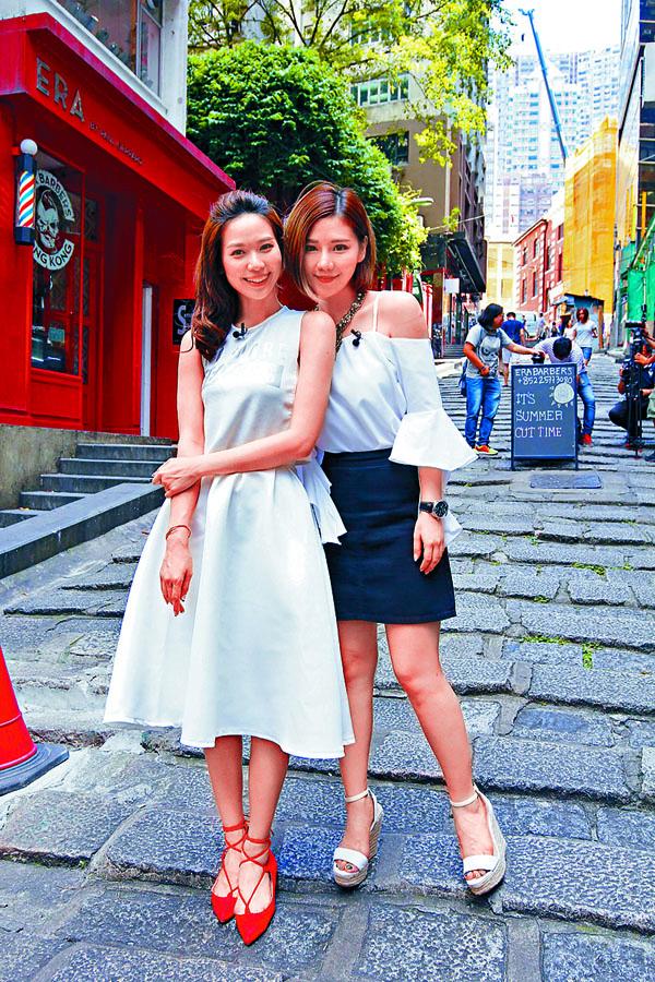 楊秀惠上月曾表示妹妹楊琇靈會留港過聖誕。