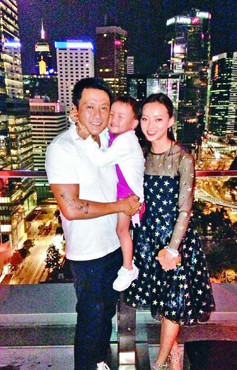 魏駿傑與張利華及女兒Jessica一家共聚的幸福情景,恐怕再不復見。