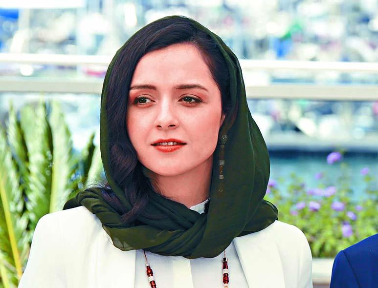 奧斯卡最佳外語片《伊朗式遷居》女主角阿莉多絲蒂。