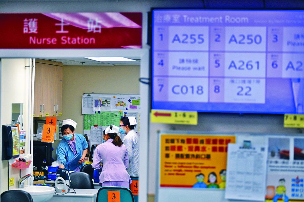 醫管局轄下七個醫院聯網將預備指定診所。