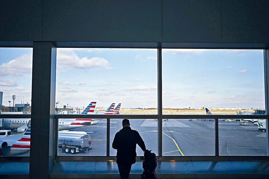 柯謨提出矚目計劃,把拉瓜迪亞機場打造成現化代航空樞紐。John Taggart/紐約時報