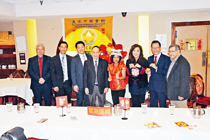 主辦方歡迎大家來中國城共襄盛舉。