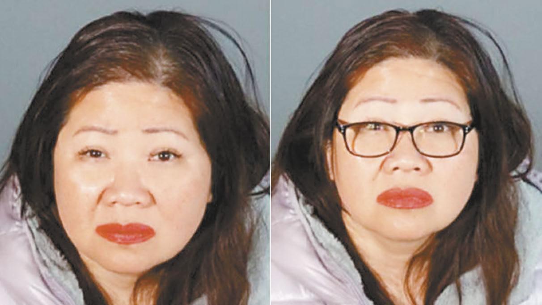 擁有虐待老人前科的看護Sheila Paguirigan Solis被控從病患手中偷取10萬美元。洛縣警局