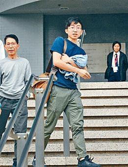男攝影師李永豪入稟高院申司法覆核。