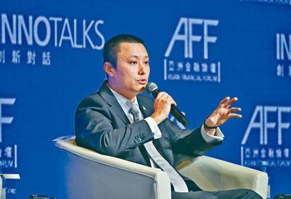 WeLab創辦人兼行政總裁龍沛智表示,匯立銀行正在籌備中,期望今年盡快推出服務。