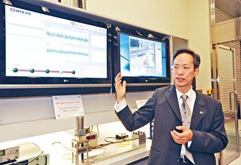 理大副校長(科研發展)衞炳江表示,受影響項目數量目前難以估計。