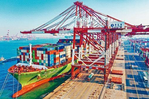 傳中國將大量進口美國商品。