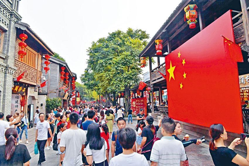 中國2019年GDP達99.09萬億元人民幣,按年增6.1%,較2018年放緩0.5個百分點,但仍符合6%至6.5%的預期目標。