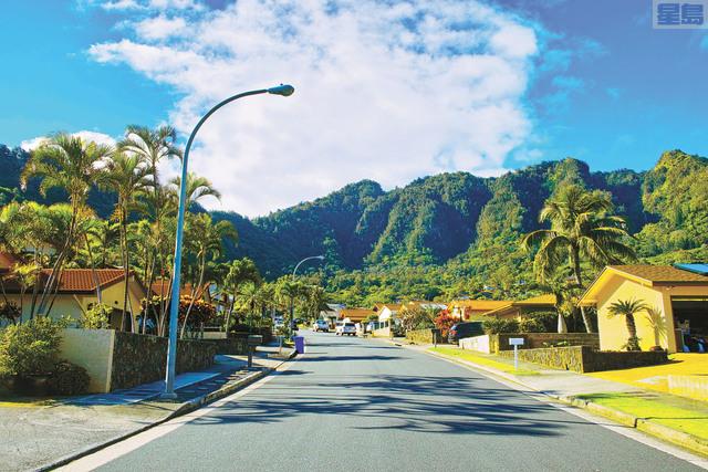 最新報告指夏威夷州約四分之一住宅是由外地買家購入。資料圖片