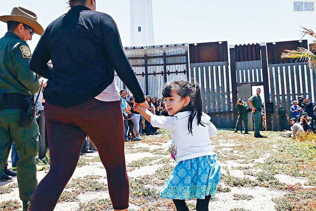 有移民團體入稟法庭,控訴當局以各種理由拆散家庭。但法院裁定,白宮這方面政策獲得勝訴。資料圖片