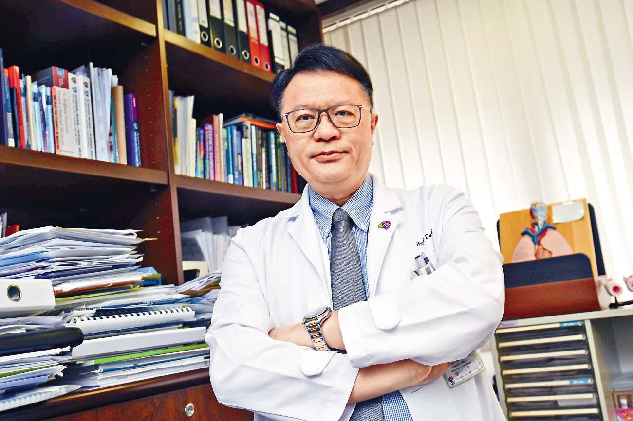 許樹昌表示,本港的防疫措施尚算有效。