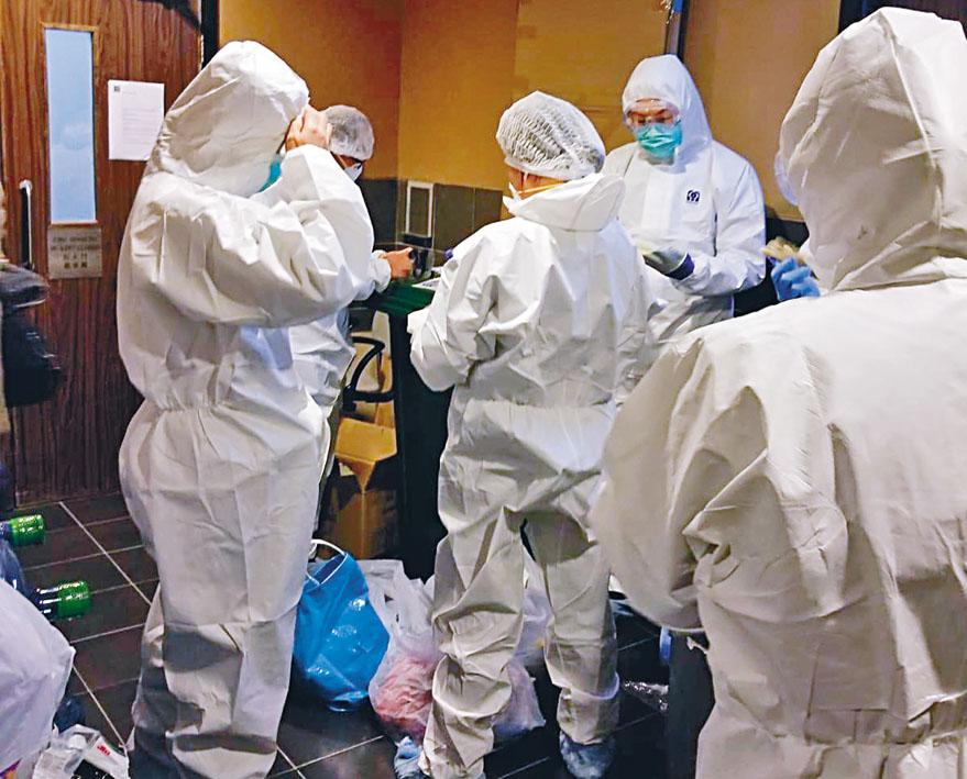 工程公司巴馬丹拿集團確認,有兩名新冠肺炎確診者,已聘專業清潔公司於全公司全面消毒。