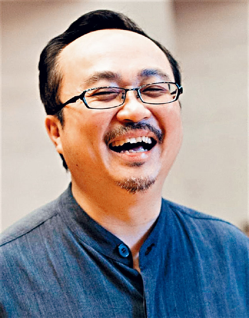 中華表演藝術基金會邀請鄧泰山