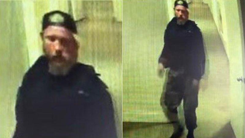 一名男子闖入公寓後對住戶性侵,隨後向受害者道歉離開。洛縣警局